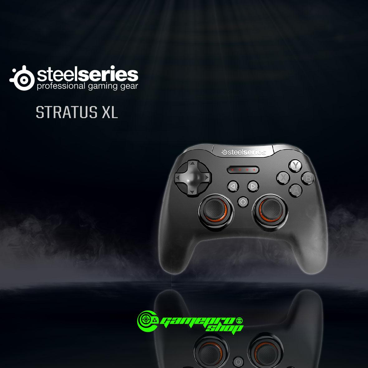 Steelseries Stratus XL for Android and PC *THE TECH SHOW PROMO*