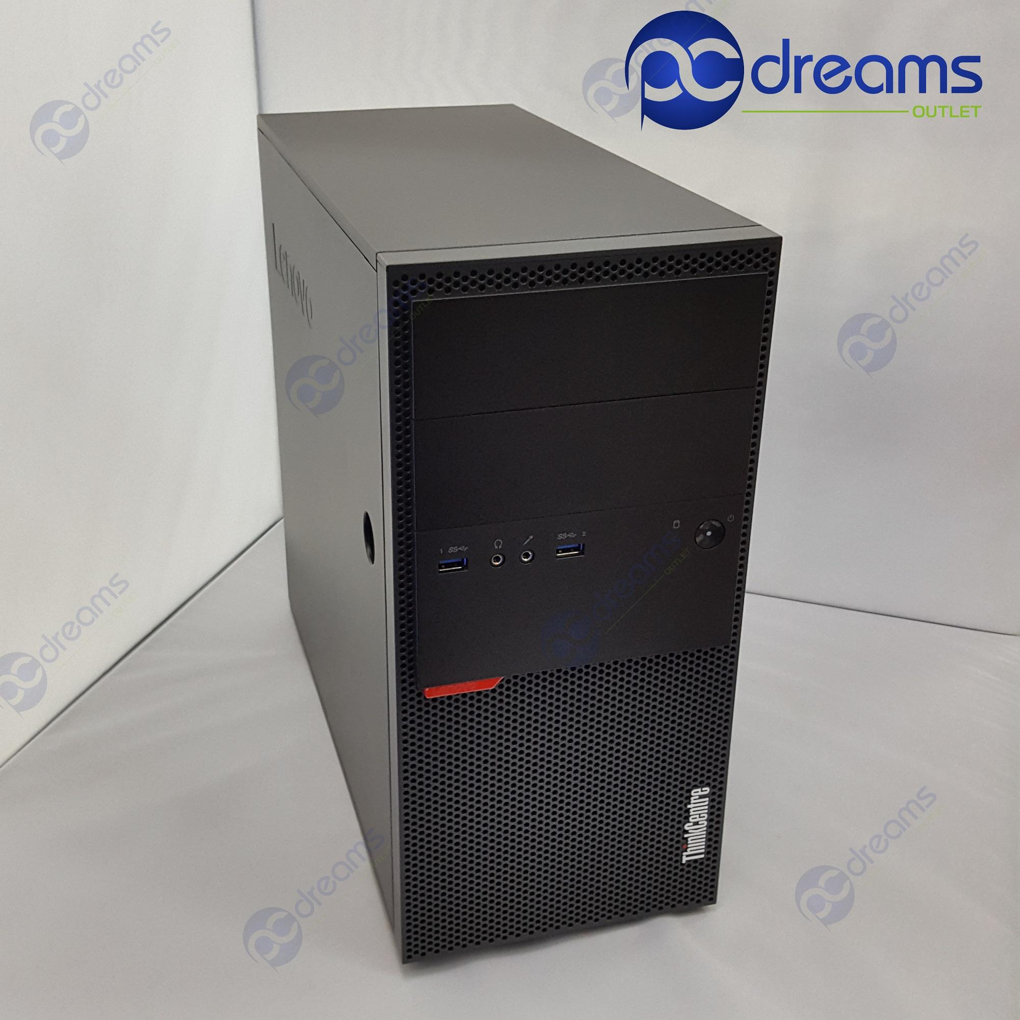 NATIONAL DAY PROMOTION! LENOVO THINKCENTRE M800 MT i3-6100/4GB/500GBHDD [Brand New]