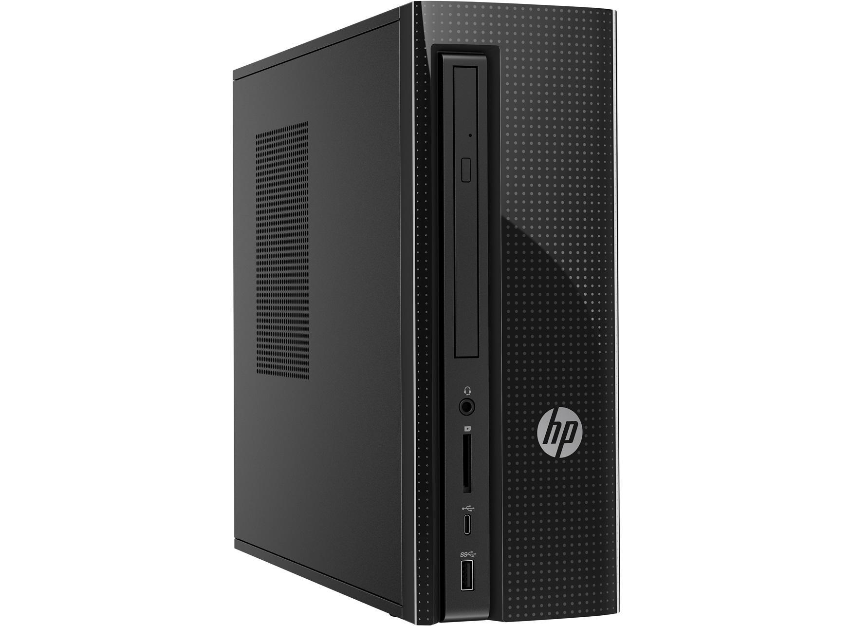 HP Pavilion 270-p026d Intel® Core i5-7400T Kabylake Slim Line Desktop (Win 10) (New)