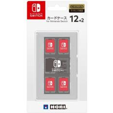 NSW-024 Hori Nintendo Switch Card Case 12+2 White-JP