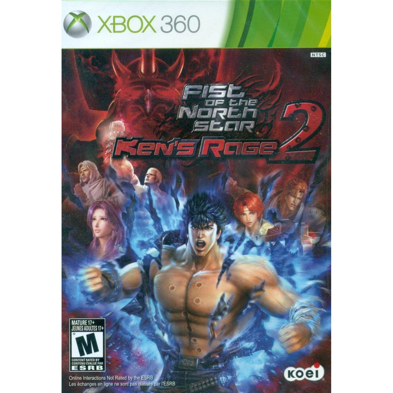 Xbox360 Fist Of The North Star : Ken's Rage 2 [English]