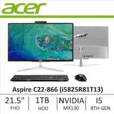 Acer C22-866 (i5825R81T13) AIO ASPIRE Desktop