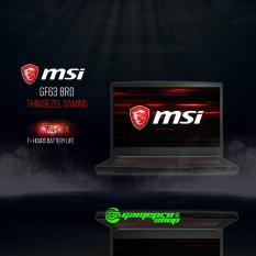 8th Gen MSI GF63 8RD -202SG (I7-8750H/8GB/128GB SSD/GTX1050Ti)Thin bezel design Gaming Laptop *END OF MONTH PROMO*