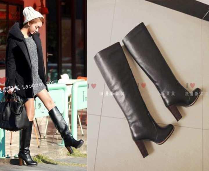 Gentlemen/Ladies~Leather Gentlemen/Ladies~Leather Gentlemen/Ladies~Leather Autumn & Winter Boots~In Many Styles fe92e0