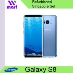[Refurbish] Samsung Galaxy S8 Singapore Specs