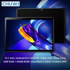 Chuwi Hi9 Air CWI546 4G Tablet PC 10.1 inch Android 8.0 MT6797 ( Helio X20 ) Deca Core 4GB RAM 64GB eMMC ROM Dual Cameras Dual WiFi Bluetooth 4.2