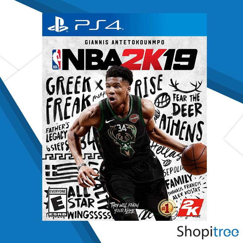 PS4 NBA 2K19 / R3 (English)