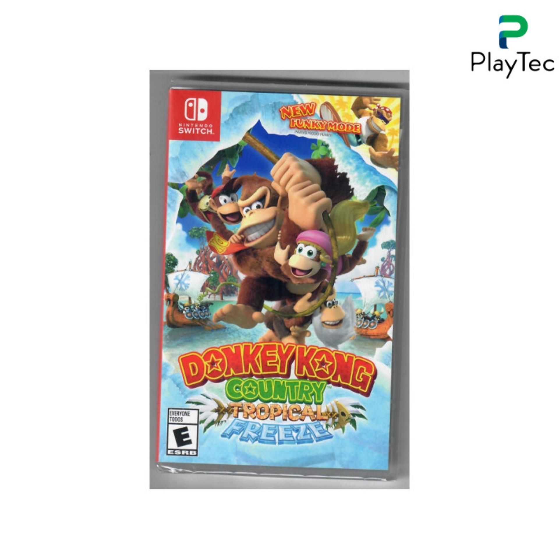 Nintendo Switch Donkey Kong Country: Tropical Freeze (R1)