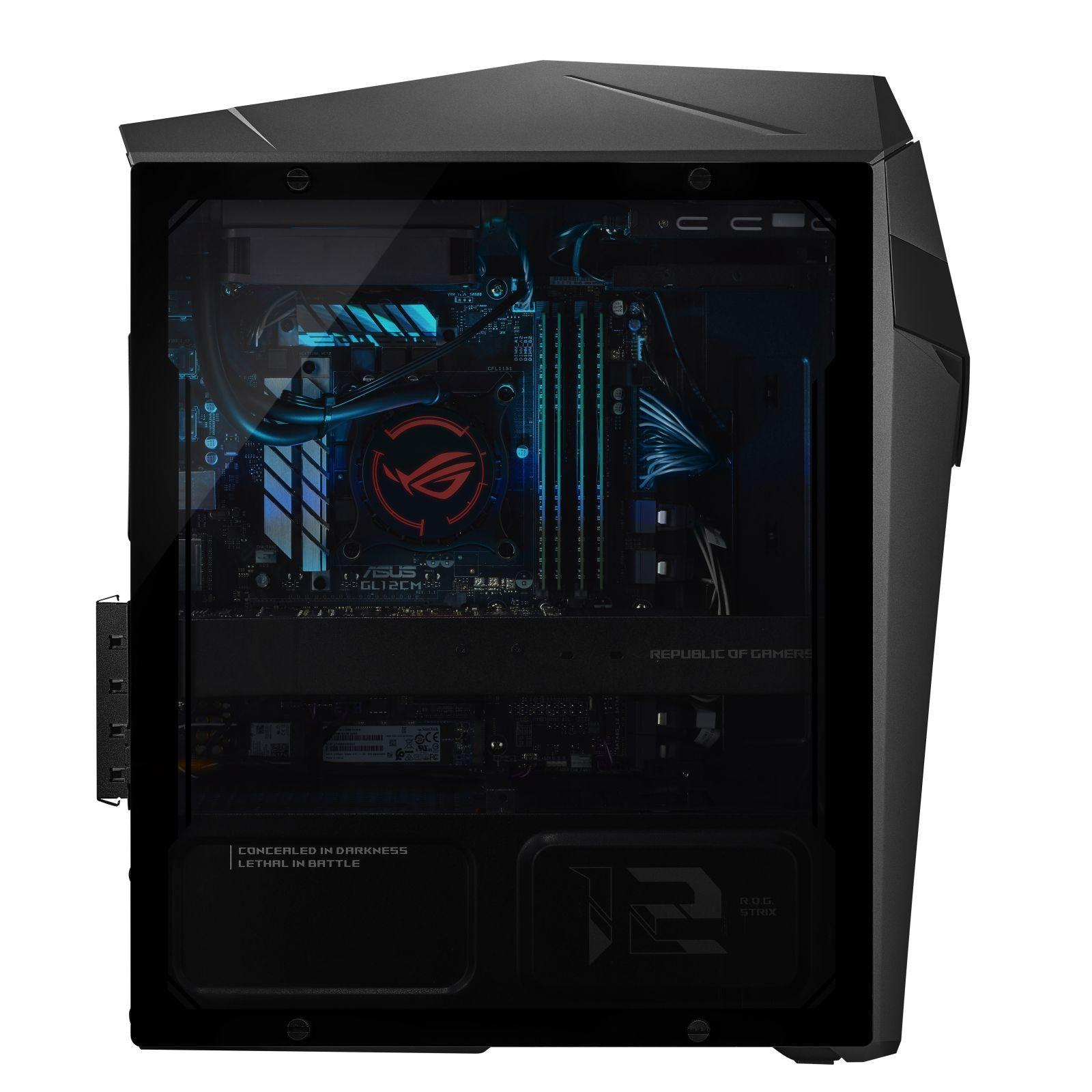8th Gen ASUS ROG Strix GL12CM - SG010T (I7-8700 16GB 1TB+256GB SSD GTX1060) *END OF MONTH PROMO*