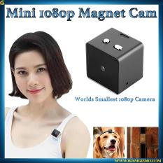 WORLD's SMALLEST FULL HD 1080P Magnetic Mini Cube Action Camera