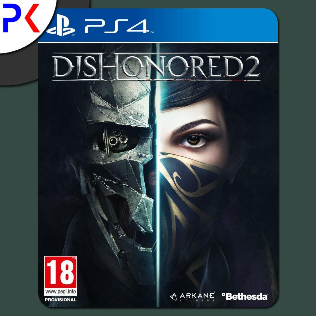 PS4 Dishonored 2 (R3)