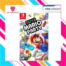 [Pre-Order] Nintendo Switch Super Mario Party (Earliest Sipping 5th October)