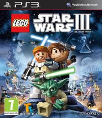 PS3 Lego Star Wars III The Clone Wars Essentials-EUR