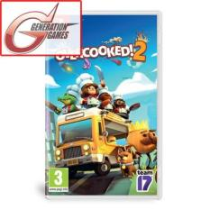 Nintendo Switch Overcooked! 2 (English/Chinese)