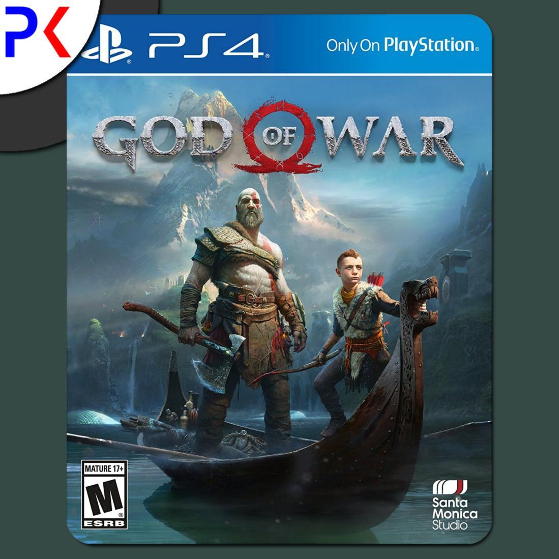 PS4 God of War (R3)