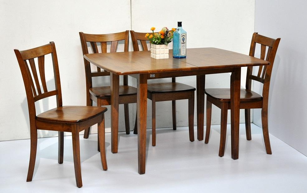 Pancy Extendable Dining Table Set With 4 Chairs Lazada Singapore