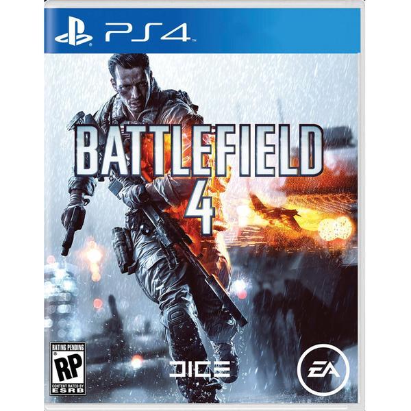 PS4 Battlefield 4-US(R1)*(M18)