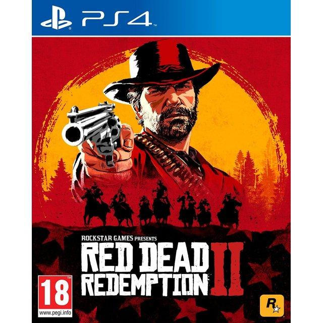 Pre-Order!!! PS4 RED DEAD REDEMPTION 2 (Ship earliest on 26 Oct 2018)