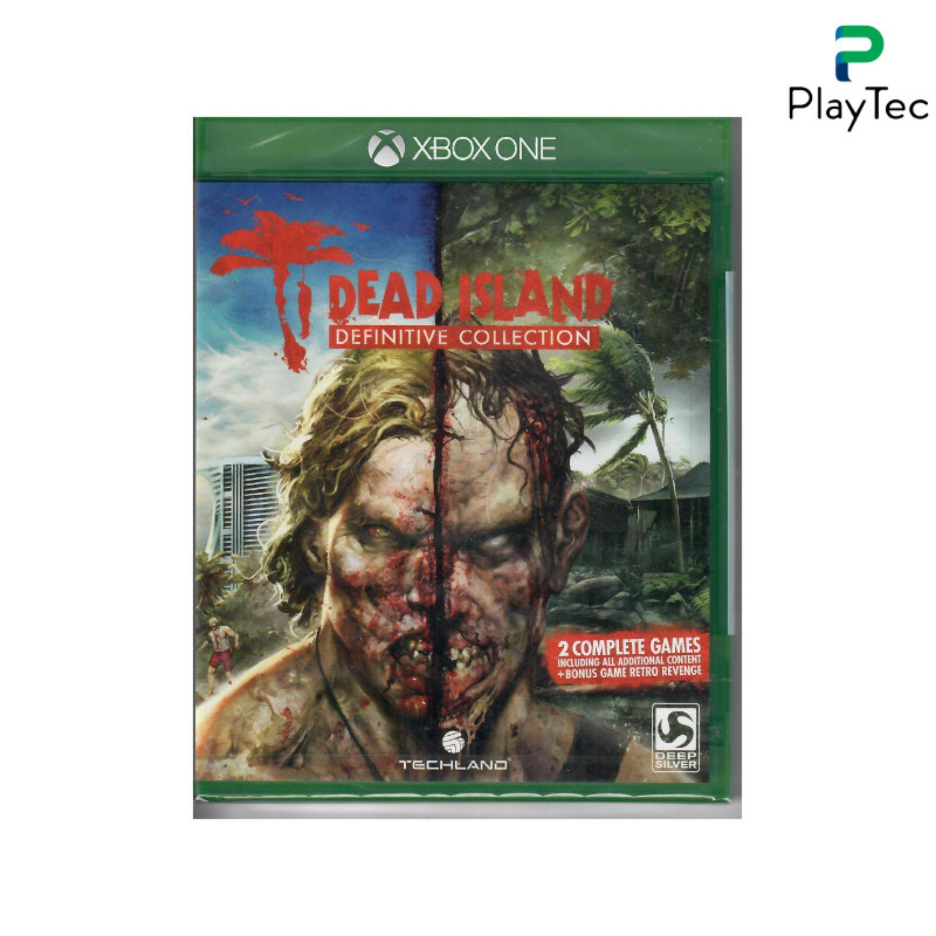 XBOX One Dead Island Definitive Edition (R3)