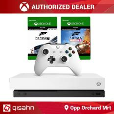 (Local) XB1 Xbox One X Console Bundles