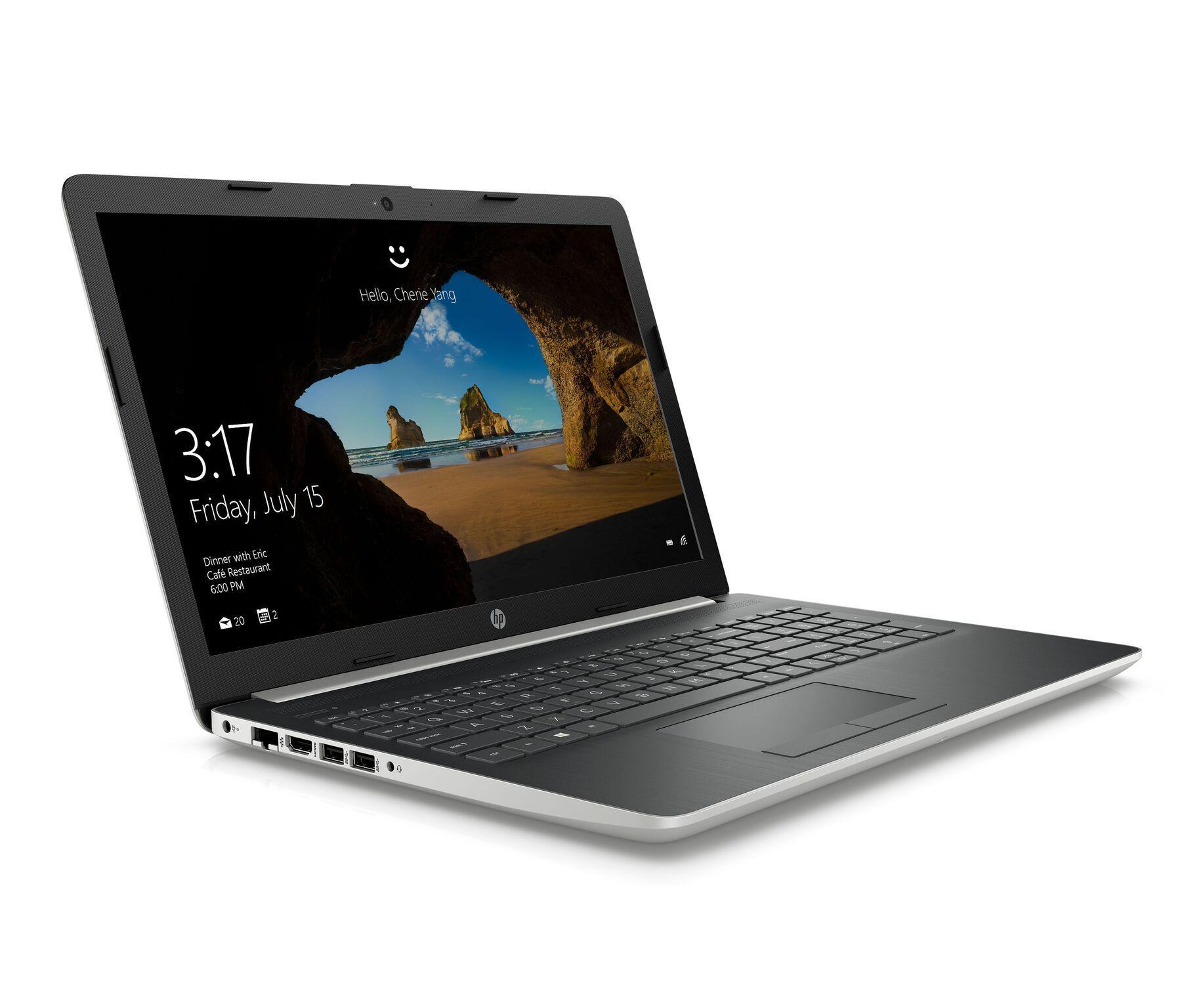 HP Notebook – 15-da0030tx