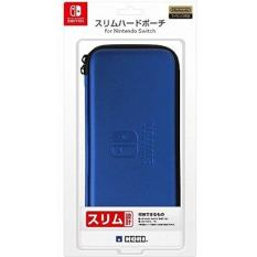 NSW-008 Hori Nintendo Switch For Slim Hard Pouch Blue-JP