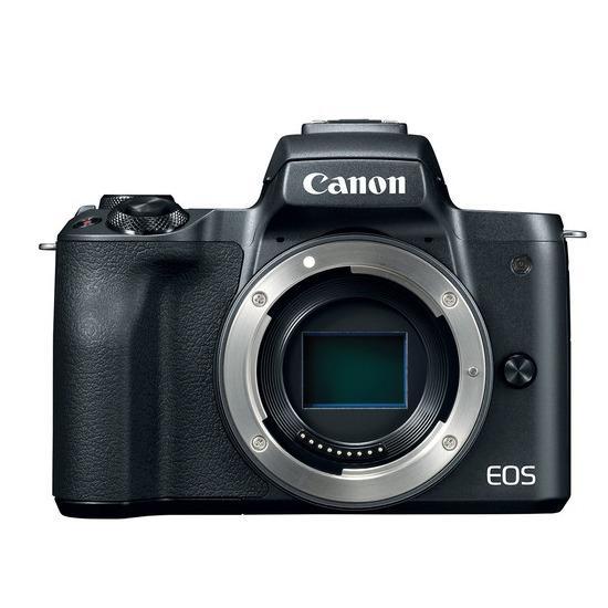 Canon EOS M50 Mirrorless Digital Camera (Body Only, Black) Warranty