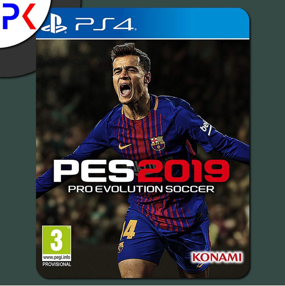 PS4 Pro Evolution Soccer 2019 (R2)