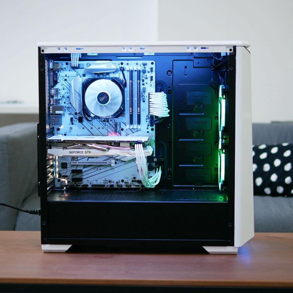 Mansa 8th Gen Level 2 Gaming Desktop