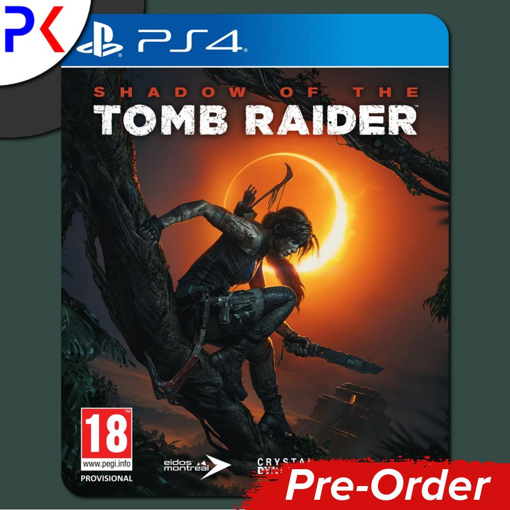 [Pre-Order] PS4 Shadow of the Tomb Raider (Ships Earliest 14 September)