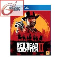 PS4 Red Dead Redemption II / 2 (R3 English/Chinese/Korean)