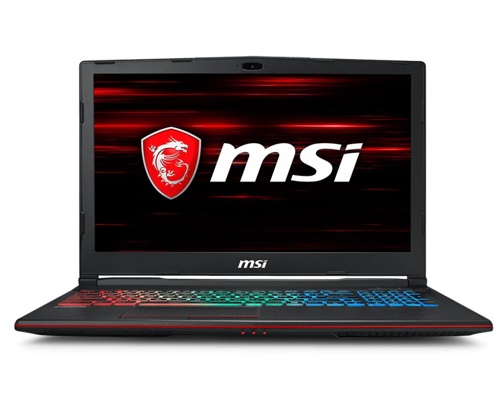 MSI GP63 Leopard 8RE-285SG (I7-8750H/8GB DDR4/128GB SSD/GTX1060) 15.6