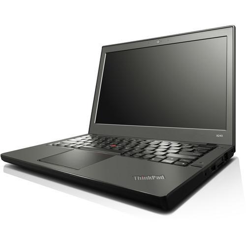 Lenovo ThinkPad X240 12.5in LED Business Ultrabook intel i5 4th Gen i5-4300U@1.9Ghz 8GB RAM 500GB HDD Win 10 Pro one Month Warranty Used
