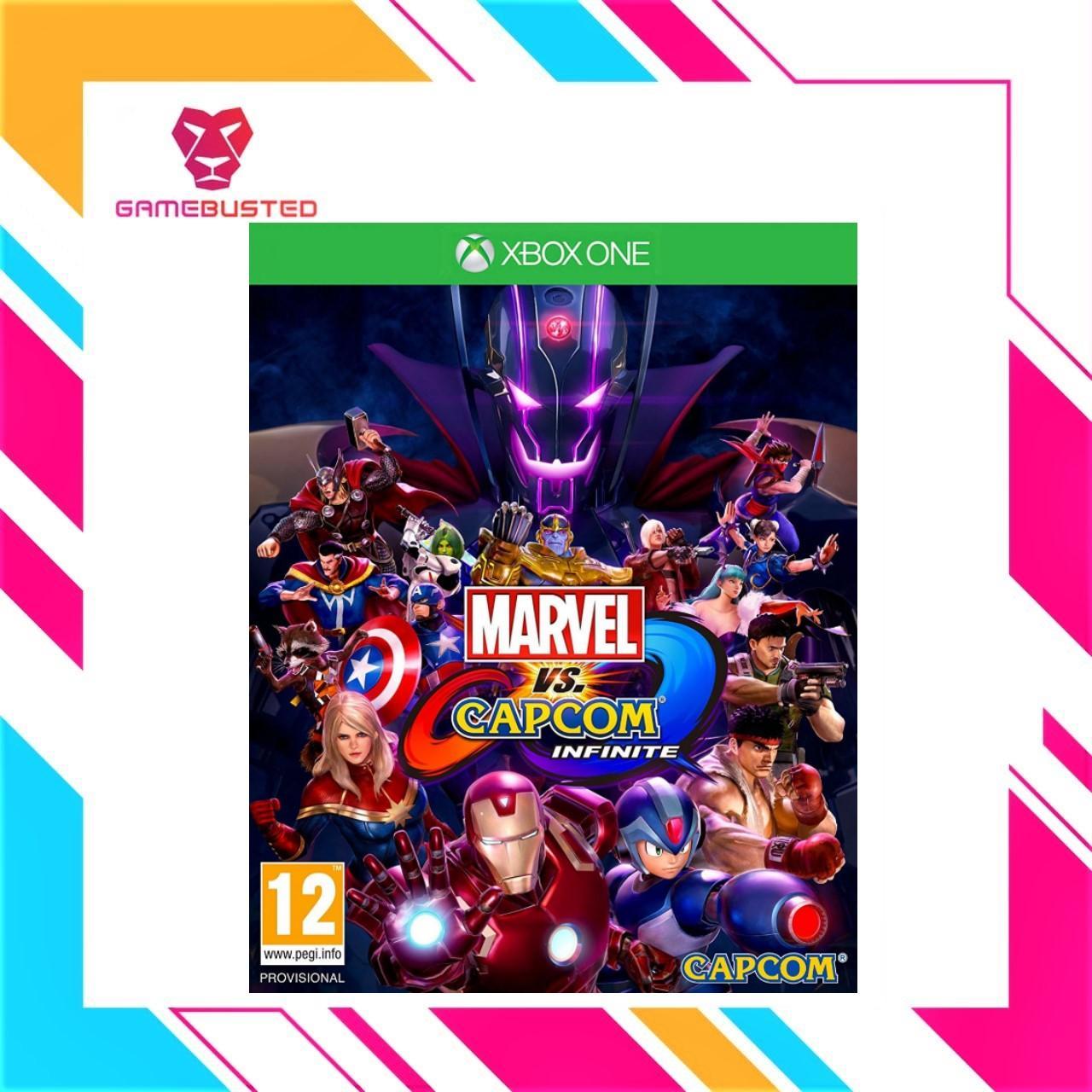 XBOX ONE Marvel Vs Capcom Infinite (PAL/EN/CH)