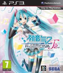 PS3 Hatsune Miku Project Diva F 2nd – AS