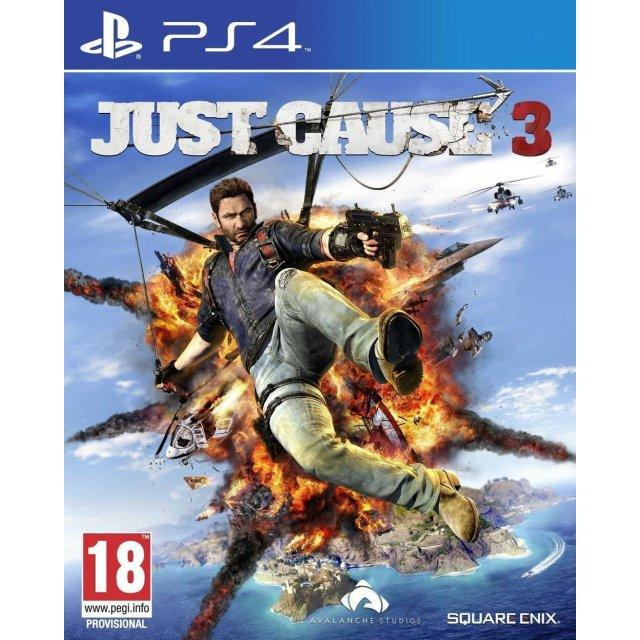 PS4 Just Cause 3-EUR(R2)