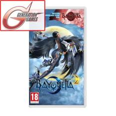 Nintendo Switch Bayonetta 2 + Bayonetta 1 DLC (PAL) (English)