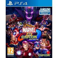 PS4 Marvel Vs Capcom Infinite-EUR (R2) CUSA06380