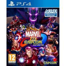 PS4 Marvel Vs Capcom Infinite-EUR (R2) CUSA06380