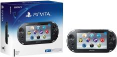 Sony Playstation Vita Wifi Model PCH-2006 ZA11 (Black)
