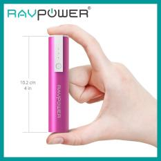 RAVPOWER 3350mAh Portable Power Bank [RP-PB033]