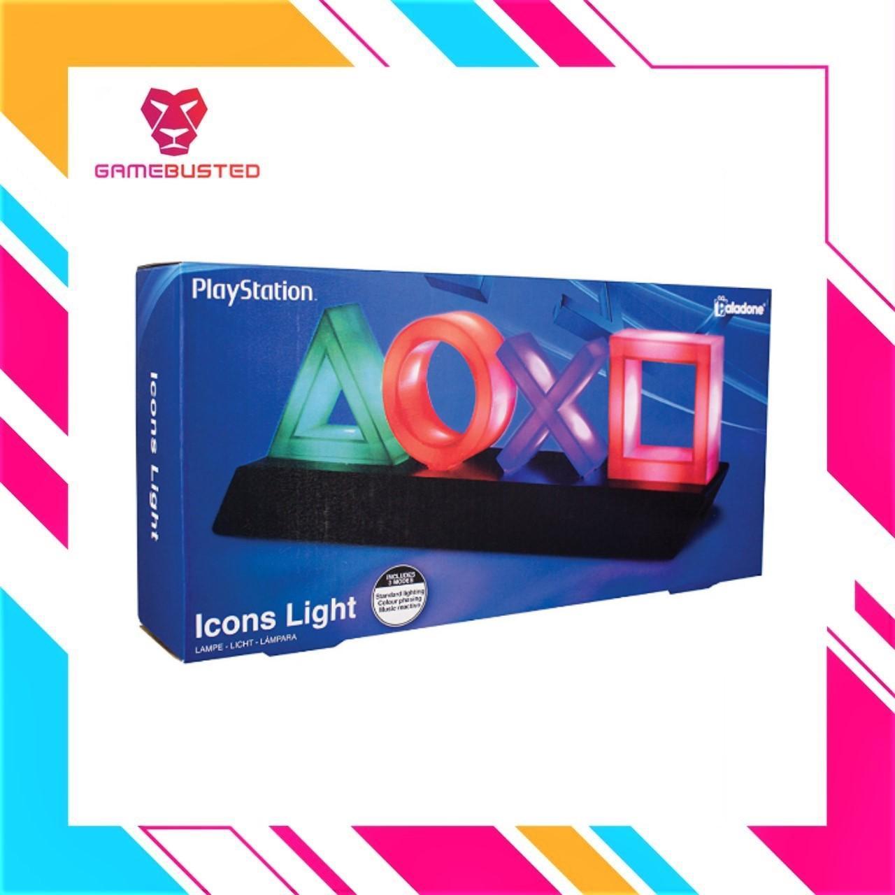 Playstation Icon Light – Paladone