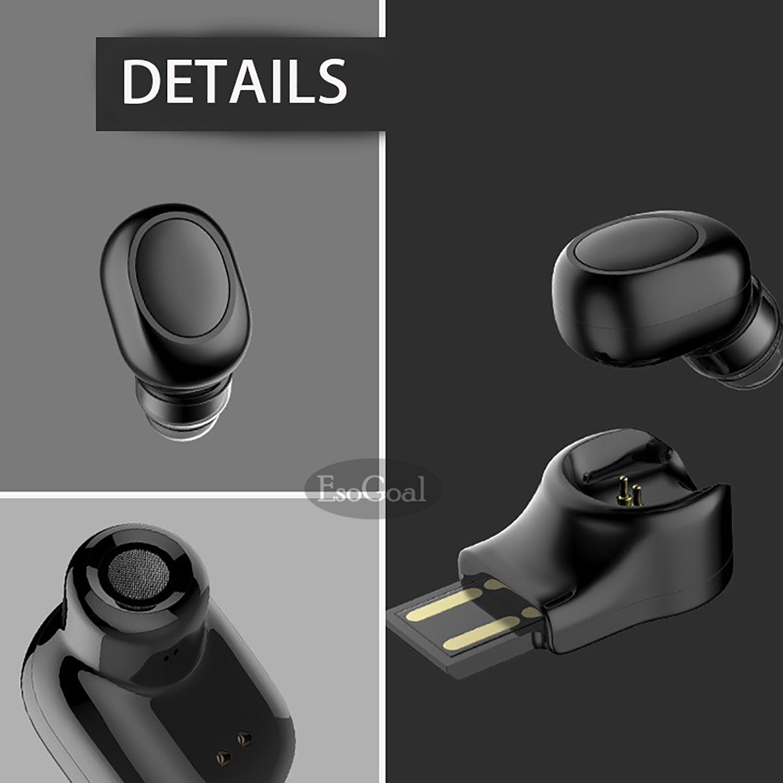 แนะนำ หูฟัง B&O B&O Truly Wireless Earphones รุ่น BeoPlay E8 - Black ดีจริง ๆ