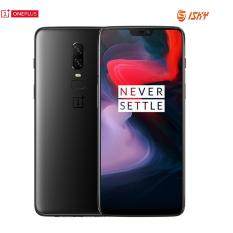 Oneplus 6 8GB RAM 128GB ROM Snapdragon 845 Dual Cameras Smartphone Global System Oxygen OS Midnight (Export)