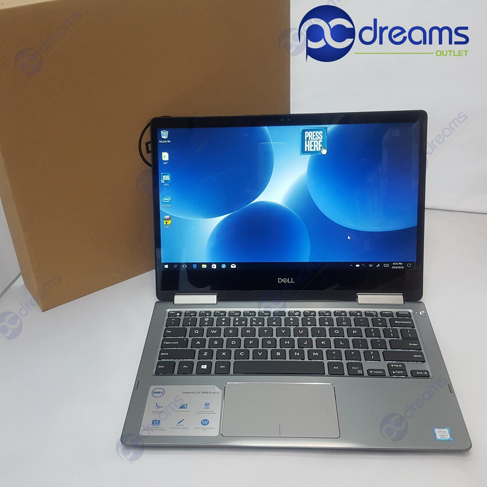 BEST LOBANG! DELL INSPIRON 7373-85582SG-W10 i7-8550U/8GB/256GBSSD [Brand New]