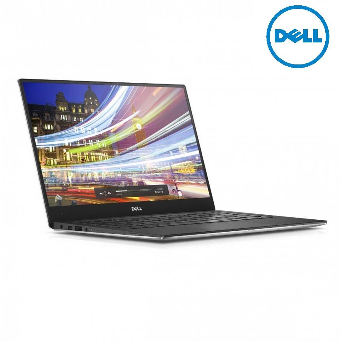 New Dell XPS13 9370-82582SGL-W10-SLR – i5-8250u Laptop (silver)