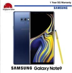 Samsung Galaxy Note 9 1 Year SG Warranty