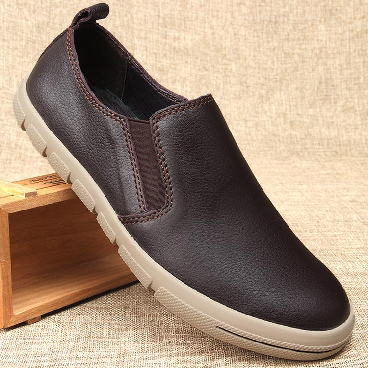 Giày nam dạng lười phong cách công sở Hàn Quốc