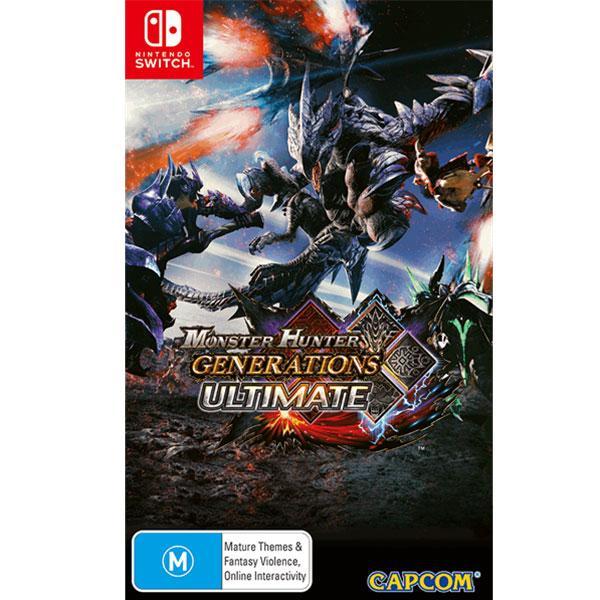 Nintendo Switch Monster Hunter Generations Ultimate
