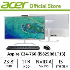 Acer Aspire C24-766 (i5825R81T13) AIO Desktop